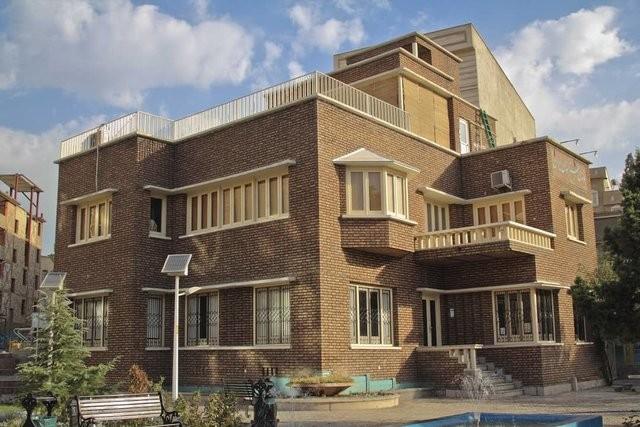 خانه استاد لرزاده (خانه معمار)