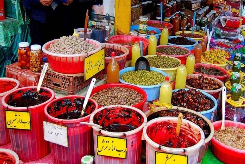 Ramsar Traditional Market