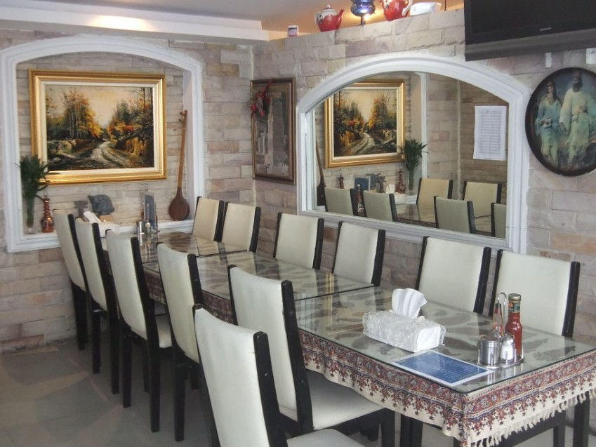 رستوران پاسارگاد (بانکوک)