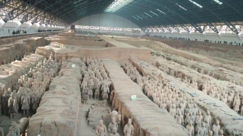 The Museum of Qin Terra-cotta Warriors and Horses (5).JPG
