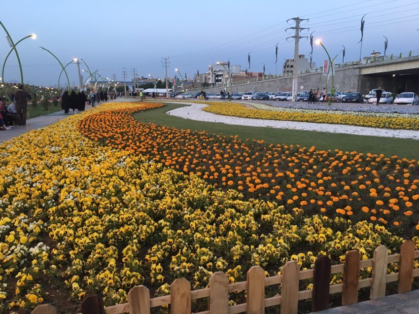 Daneshjoo Park (Gooler Baghi)