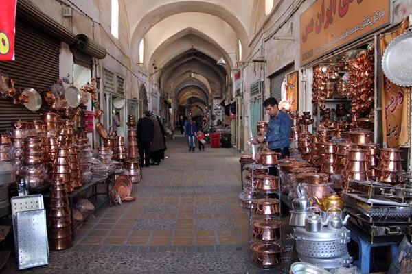 بازار مسگرها (یزد)