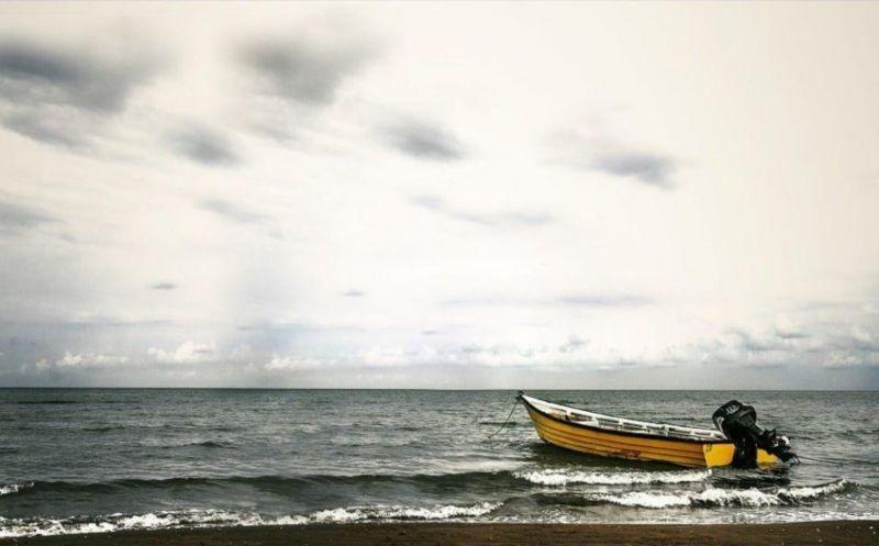 Chamkhaleh Beach