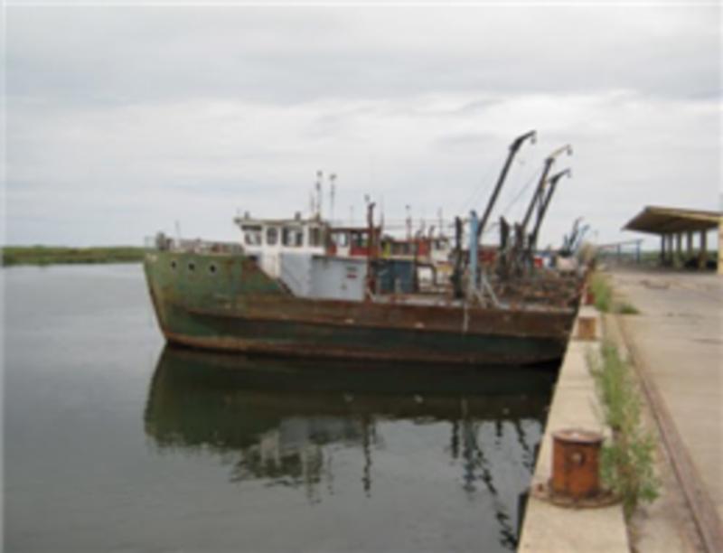 Kiashahr Port