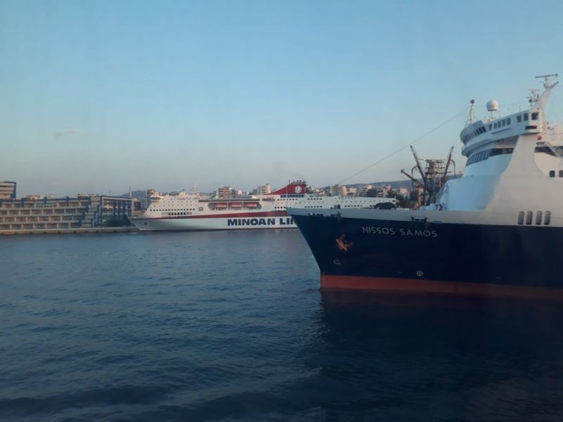 Port of Piraeus