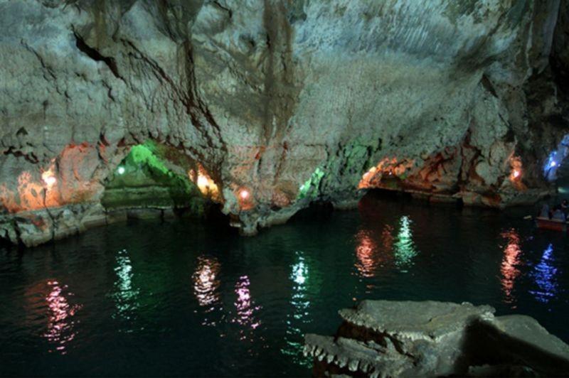 Saholan Water Cave