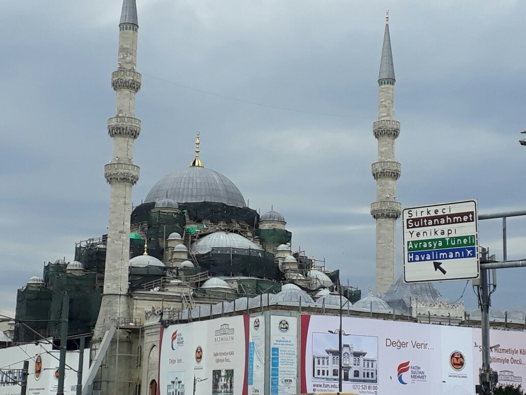 Yeni Cami (New Mosque)