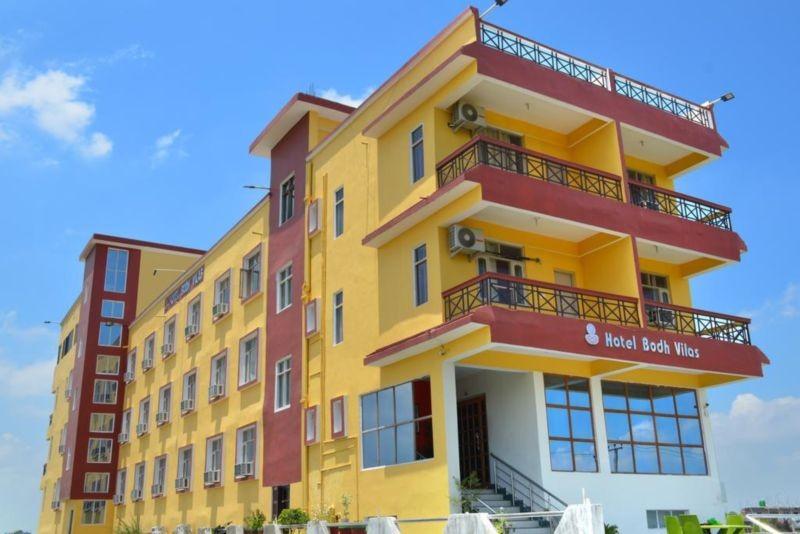 هتل بودا ویلاز