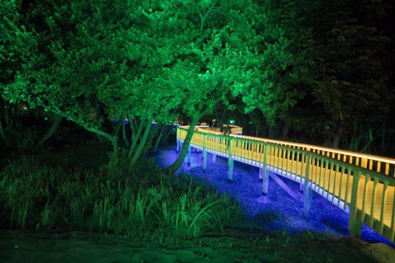 Bridge of Bandar-e Anzali Bird Paradise Park (1).jpg