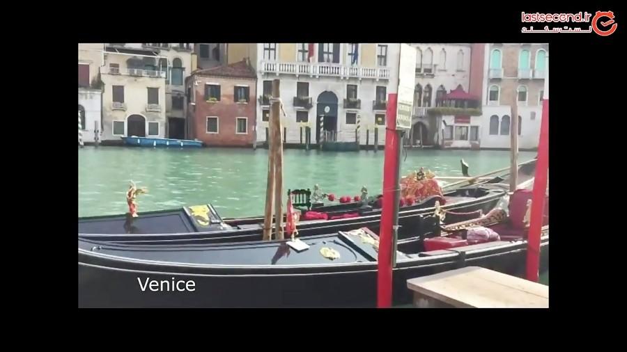 دیدنیهای ایتالیا در 10 دقیقه