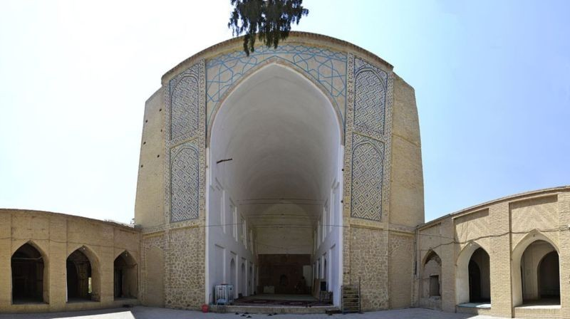 Grand Mosque Neyriz