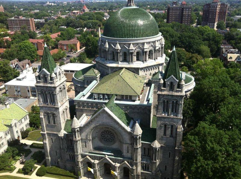 کلیسای جامع سنت لوئیس