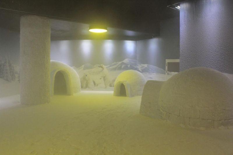 دنیای برف (آنتالیا)