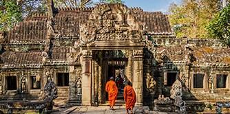 مسافران کامبوج