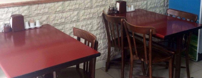 رستوران امیر کباپ اند پید