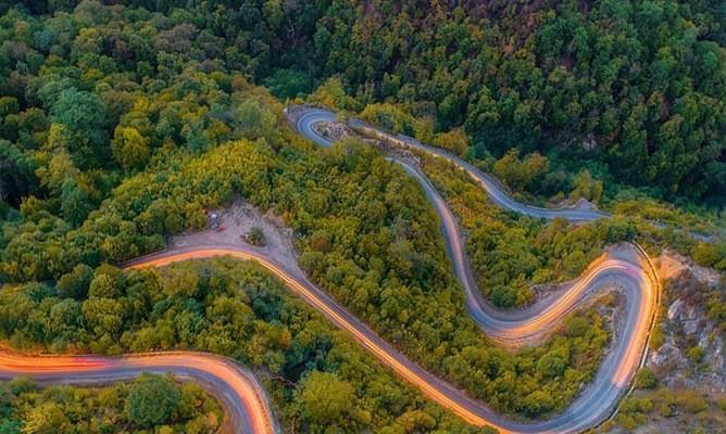 جنگل توسکستان، راهی به سوی بهشت گرگان