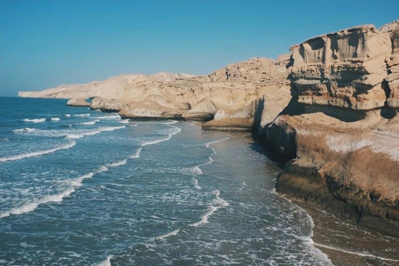 بنود، روستایی با ساحلی منحصر بفرد در عسلویه