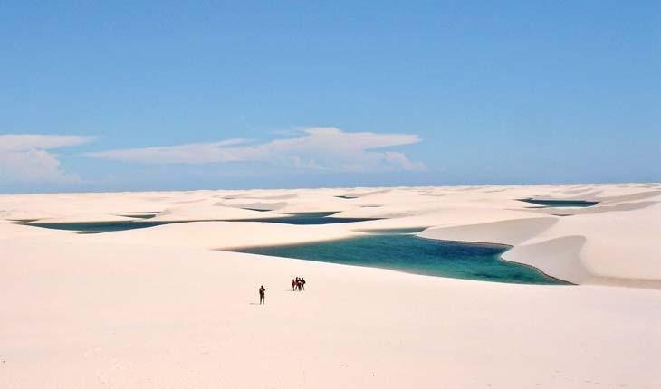 زیباترین صحراهایی که در دنیا وجود دارند
