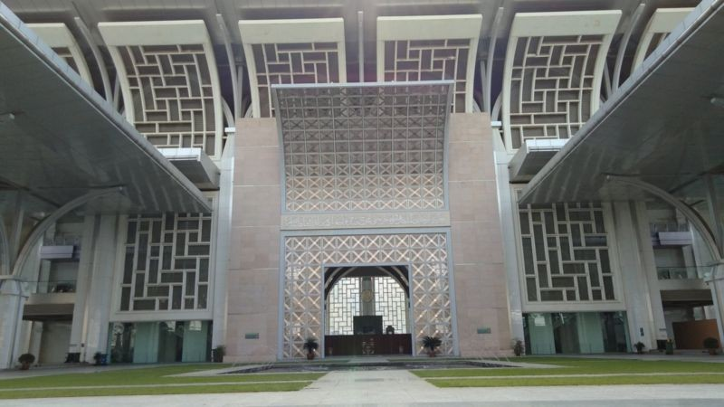 مسجد توانکو میزان زین العابدین