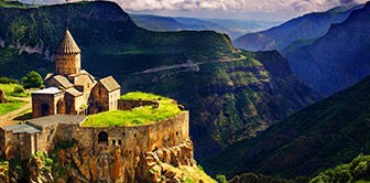 مقصد ارمنستان ـ هدف آمریکا