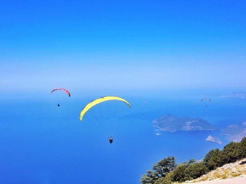 Paragliding Tour Oludeniz