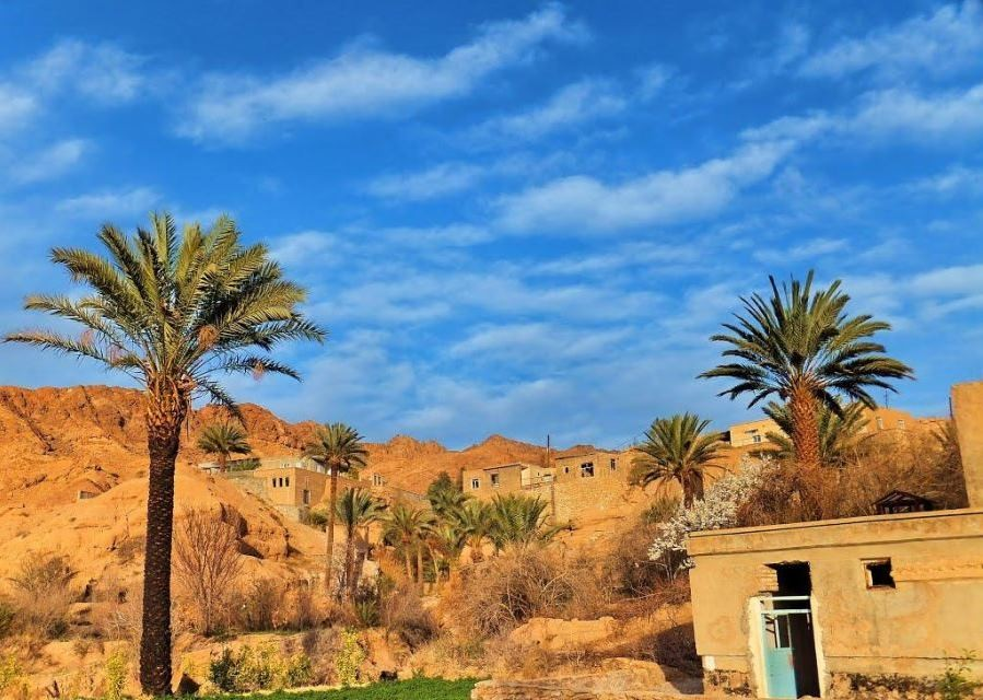 روستای ازمیغان بهشت کویری طبس