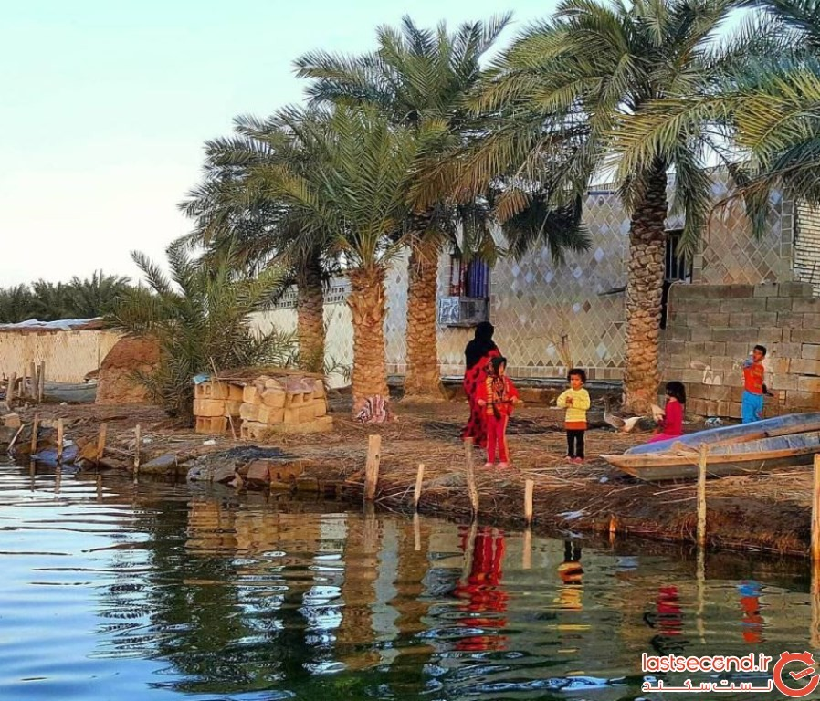 روستای صراخیه خوزستان