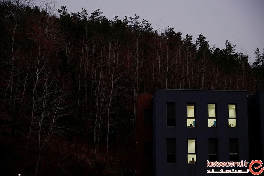 زندانی عجیب در کره جنوبی