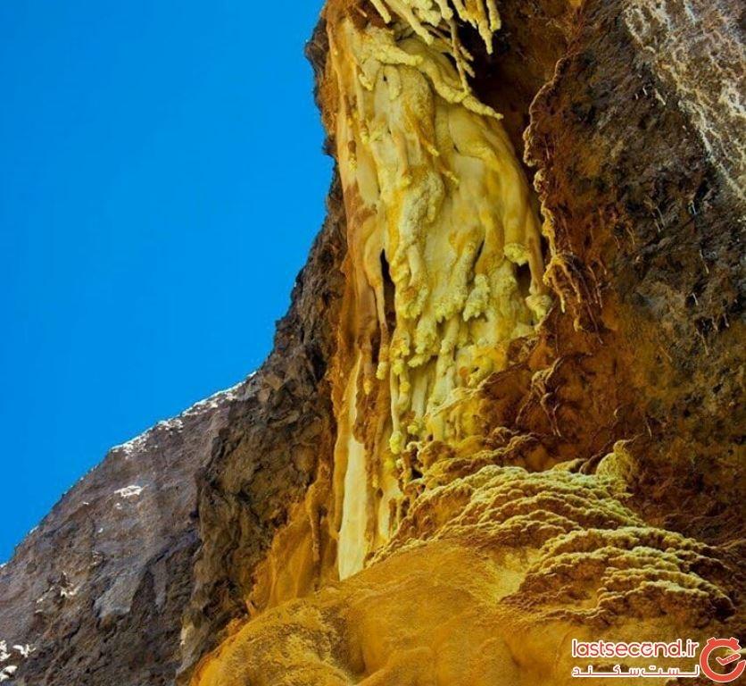 غار خرسین هرمزگان