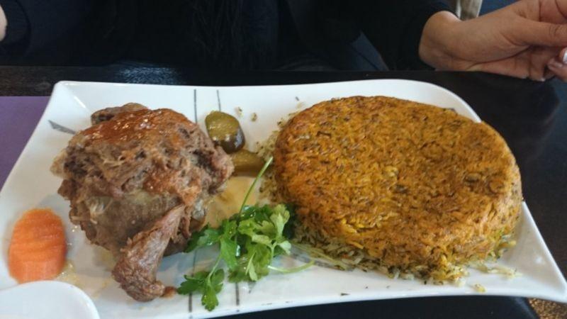 رستوران الگانت