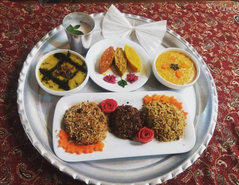 Bamdad Home Pasargad Residence Restaurant
