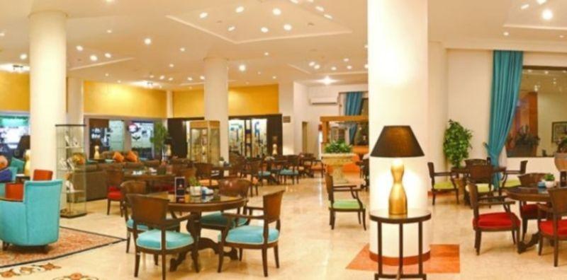 رستوران هتل شایگان