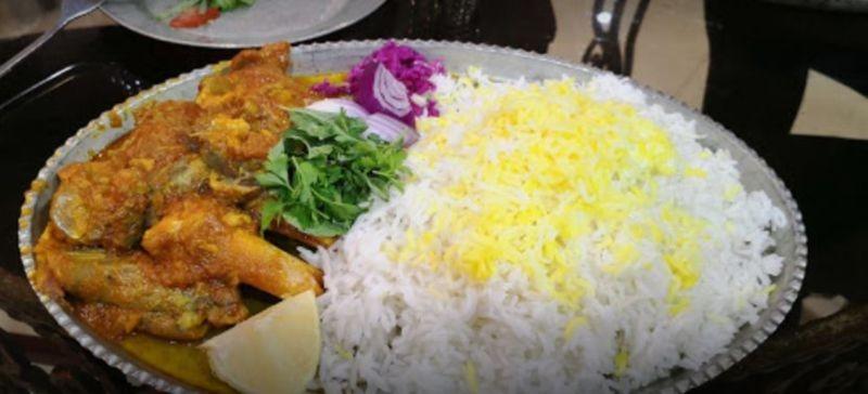 رستوران ولیعصر (اردبیل)