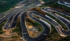 عجیب ترین جاده ی مارپیچ آسیا در هند