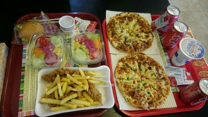 رستوران پیتزا پیتزا (اراک)