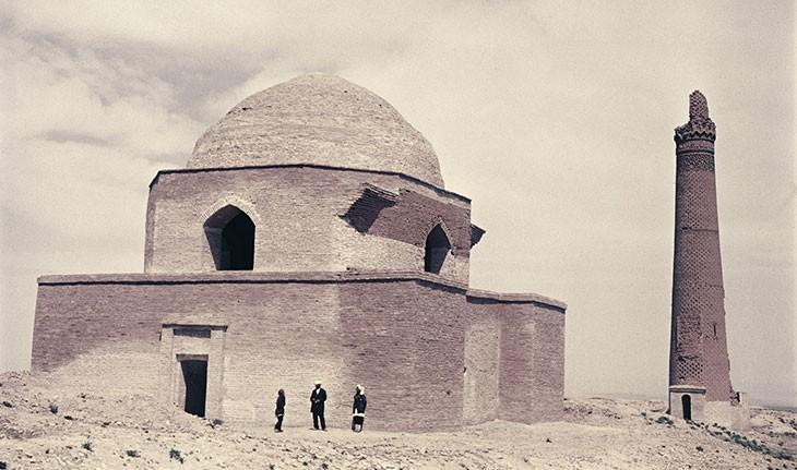 مقبره ارسلان جاذب، قدیمی ترین بنای دوران اسلامی خراسان