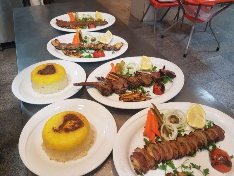 رستوران شاین