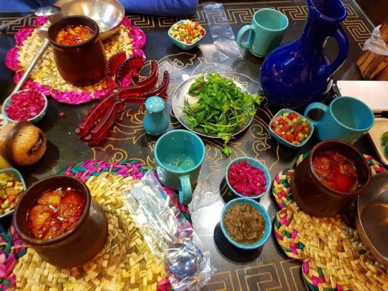 رستوران سنتی دوران