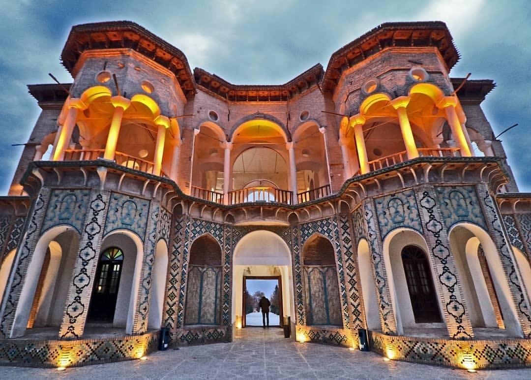 باغ شاهزاده ماهان، آبادانی در دل کویر کرمان