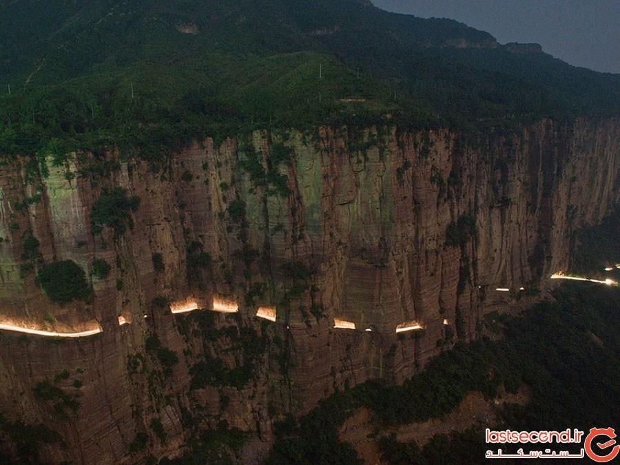 تونلهای گولیانگ و ژیاگو در چین