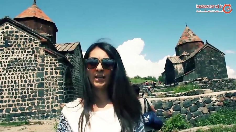 سفرنامه تصویری به ارمنستان
