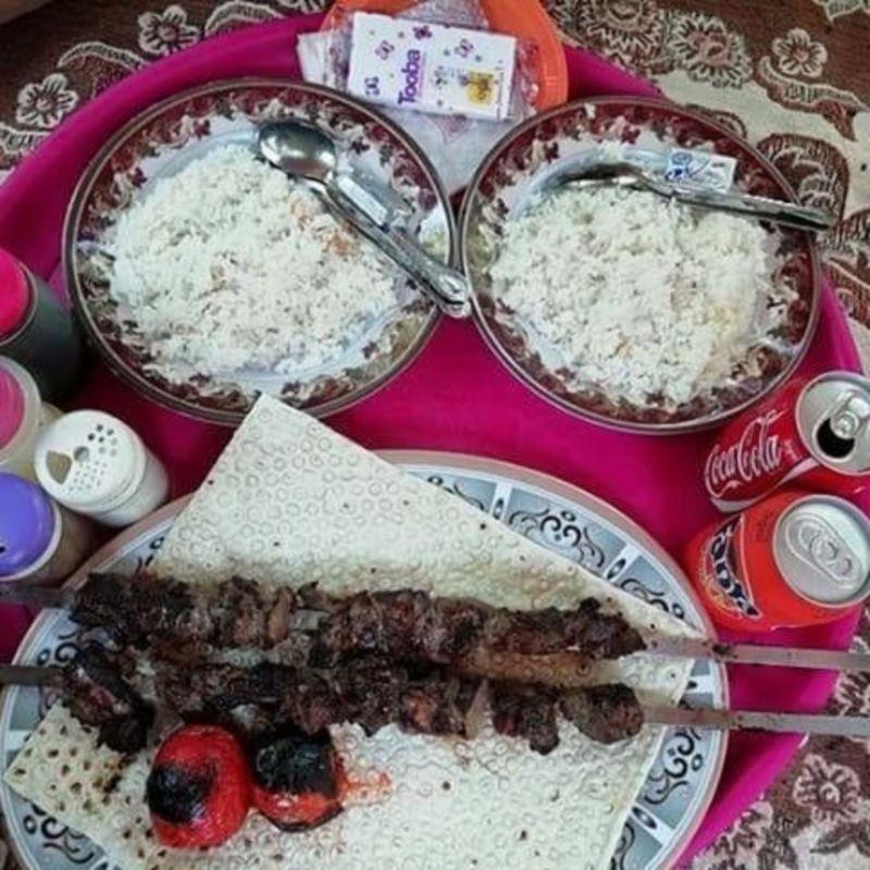 Ghezel Park Restaurant