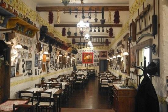 رستوران راستیکو