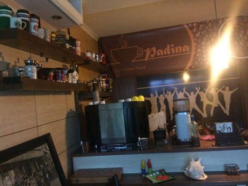 کافه پادینا