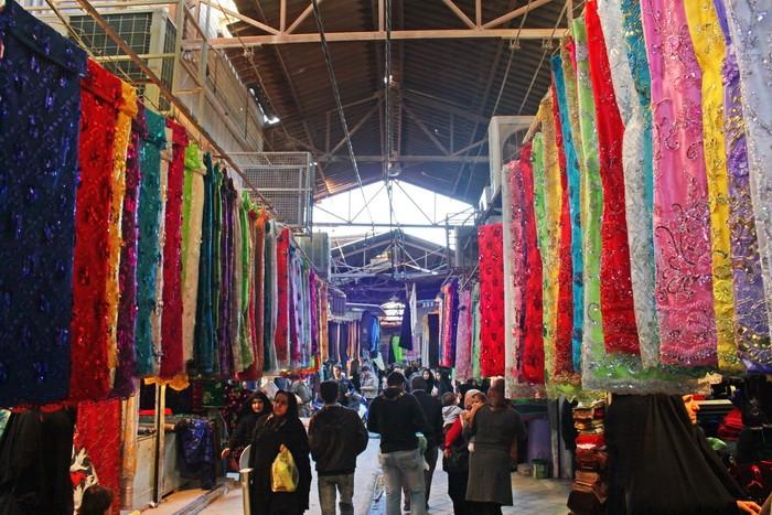 Old market Dezful
