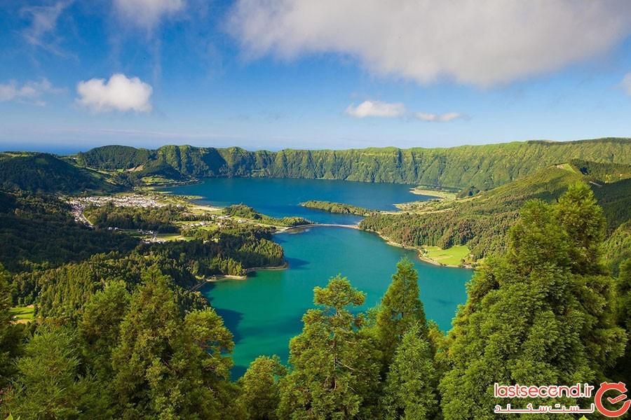 جزایر آزور پرتغال
