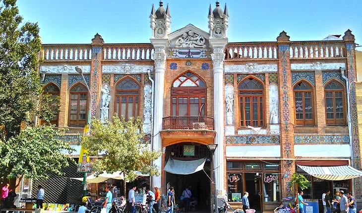 بازار تهران، قلب اقتصاد ایران