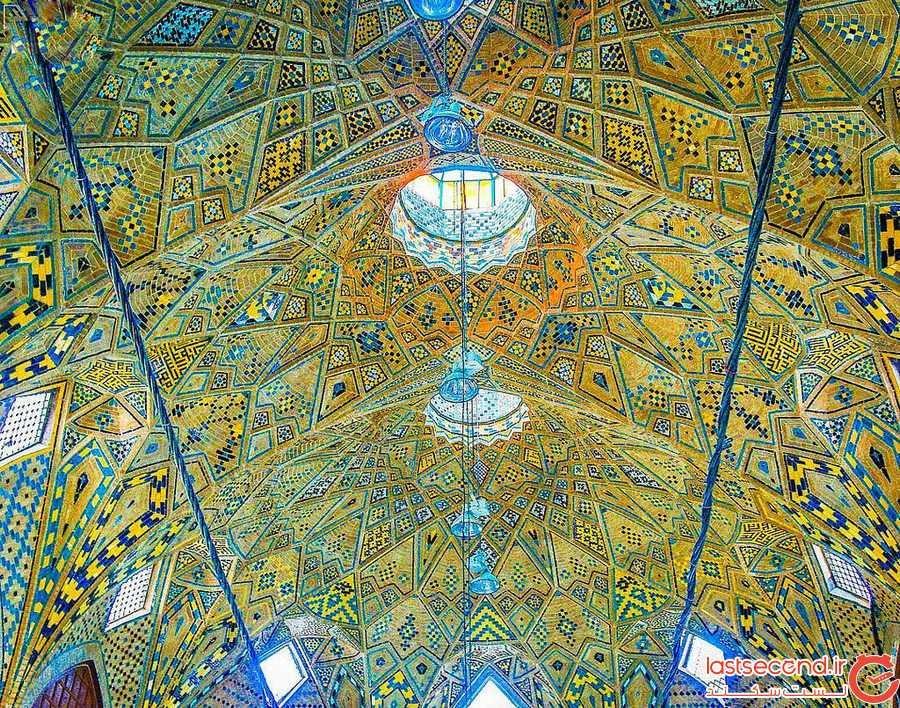 معماری بازار تهران