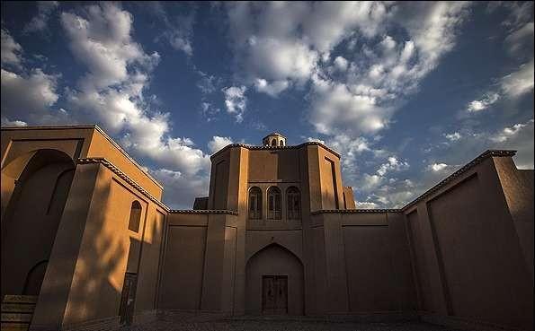 خانه حاج آقا علی، بزرگترین خانه خشتی جهان در رفسنجان