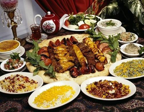 رستوران پدیده خرم آباد